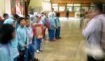 Nyampe di Stasiun Bandung