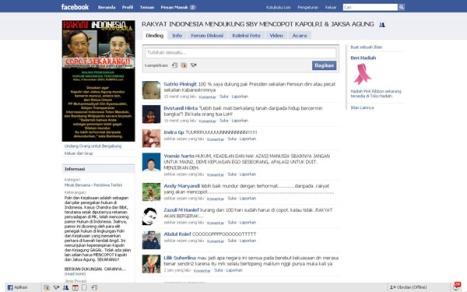 Group Rakya Indonesia Dukung SBY Copot Kapolri dan Jaksa Agung